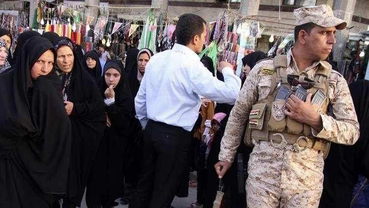 إصابة 30 إيرانيا جراء انقلاب حافلة كانت تقلهم إلى مدينة