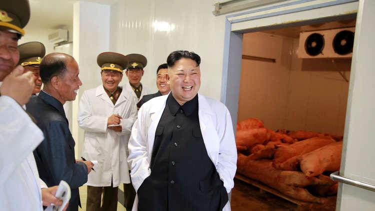 كوريا الشمالية..