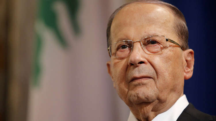 عون ينتظر عودة الحريري إلى لبنان للاطلاع على أسباب استقالته
