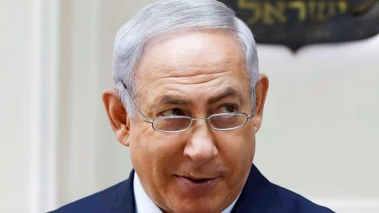 نتنياهو يستغل استقالة الحريري للهجوم على إيران