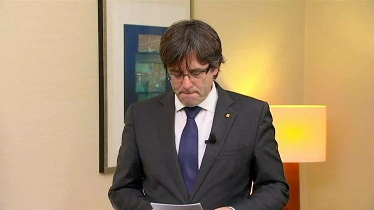 ما الذي سيحدث لحكومة كتالونيا في المنفى؟