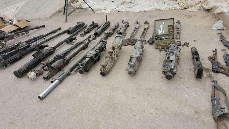 سبوتنيك: الجيش السوري يعثر على سيارة مفخخة بها عبوة تحتوي مواد كيميائية في دير الزور