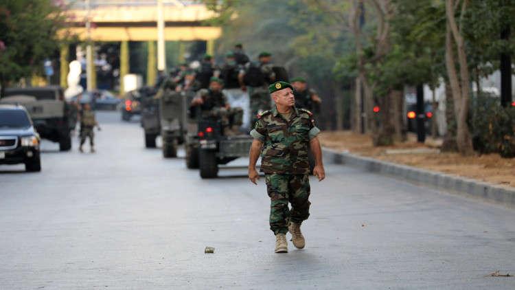 الجيش اللبناني: لا معطيات لدينا عن خطط لاغتيال سعد الحريري