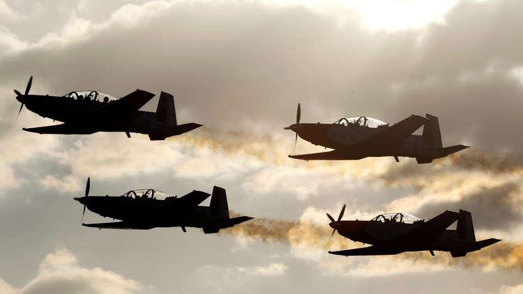 تحليق مكثف للطيران الحربي الإسرائيلي فوق أجواء لبنان