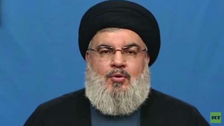 نصر الله: استقالة الحريري قرار سعودي و