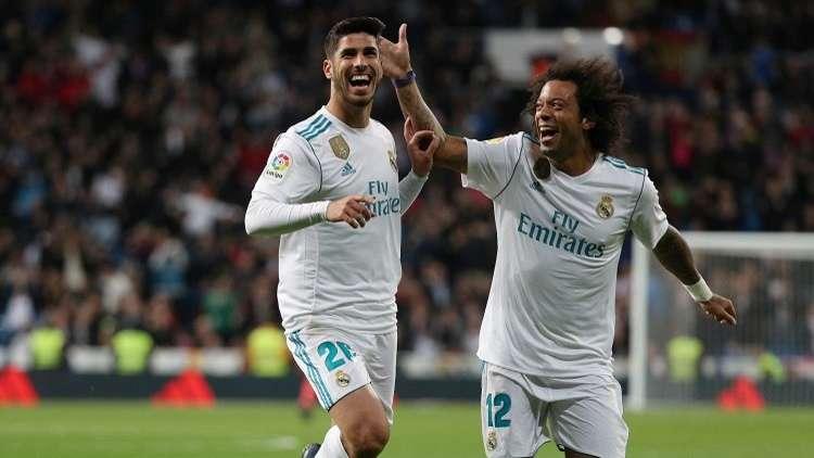 بالفيديو.. ريال مدريد يتجاوز عقبة لاس بالماس