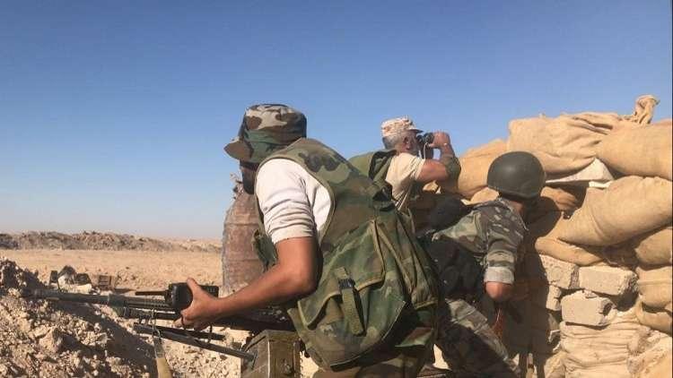 الدفاع الروسية: مصير الإرهابيين في سوريا محسوم