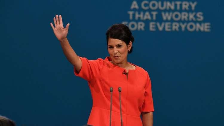 وزيرة بريطانية تعتذر عن الاجتماع مع مسؤولين إسرائيليين