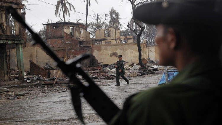 مجلس الأمن يدين استخدام ميانمار للقوة العسكرية المفرطة ضد الروهينغا