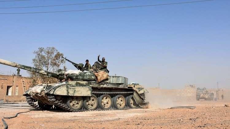 الولايات المتحدة تنفي تحضيرها معارضة سورية