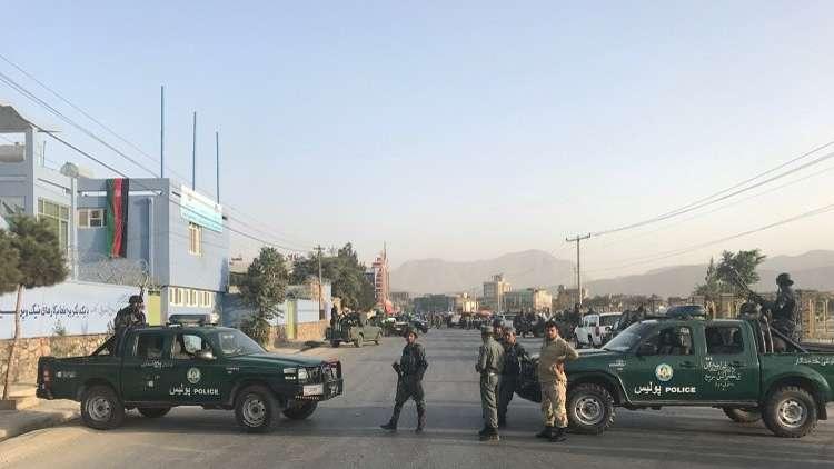 تفجير يستهدف محطة تلفزيونية خاصة في كابل