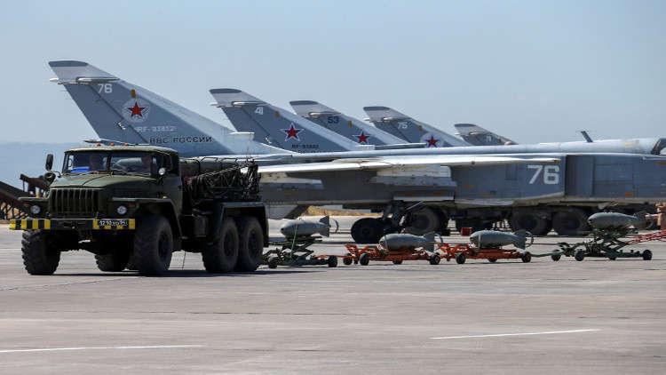 مسؤول روسي: قواعدنا في سوريا باقية