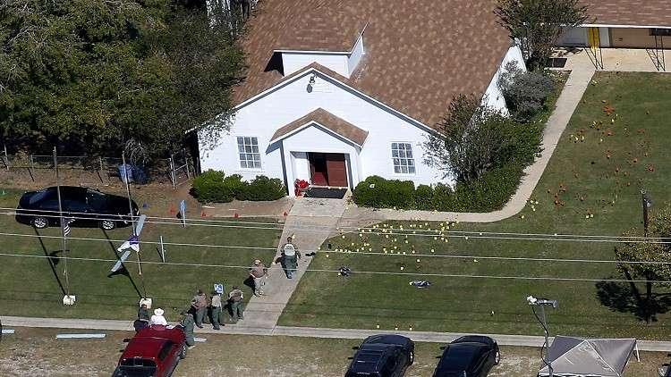 هل كان الانتقام من أهل زوجته السابقة وراء ارتكاب جزار كنيسة تكساس جريمته المروعة؟