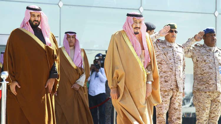 وزير سعودي : إنها الثورة!
