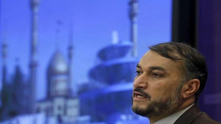 عبد اللهيان: هناك مخطط سعودي أمريكي إسرائيلي لزعزعة أمن لبنان