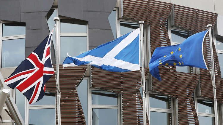 إخلاء البرلمان الاسكتلندي بسبب طرود مشبوهة