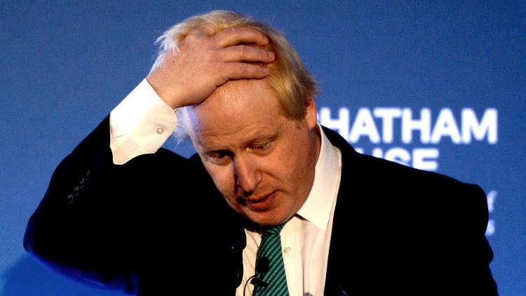 وزير خارجية بريطانيا في إيران قريبا