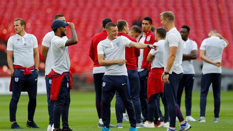 منتخب إنجلترا يتعرض لضربة