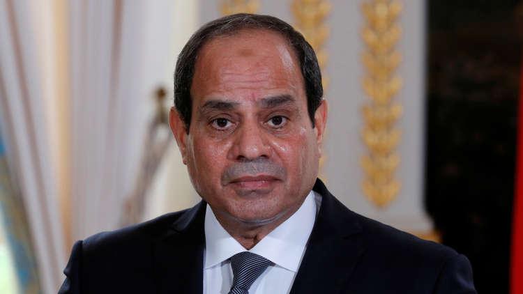 السيسي: مصر لا تنظر في اتخاذ إجراءات ضد حزب الله