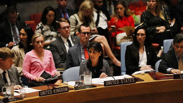 واشنطن تدعو لتحرك دولي ضد طهران لانتهاكها قرارين لمجلس الأمن