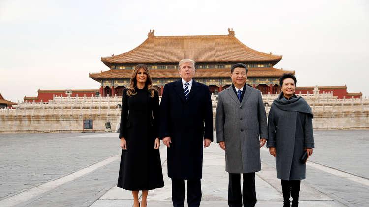 شي جين بينغ يقترح على ترامب