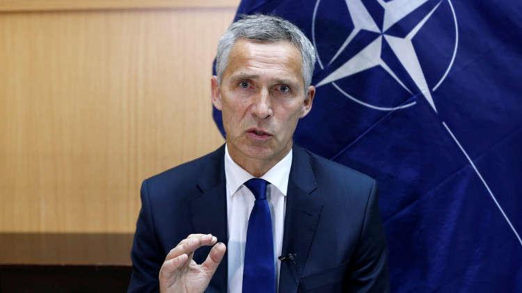 ستولتنبرغ: الناتو بحاجة إلى غواصات وسفن حربية جديدة