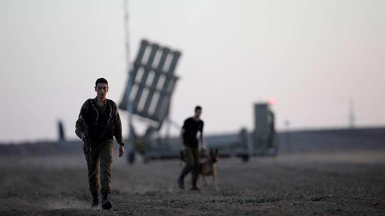 الجيش الإسرائيلي يعلن محيط قطاع غزة منطقة عسكرية مغلقة
