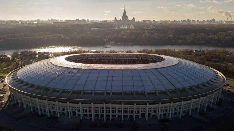 نفاد 74 ألف تذكرة لحضور مباراة روسيا والأرجنتين في موسكو