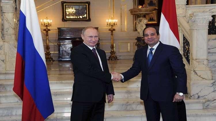 صحيفة: مصر ستعلن دخولها العصر النووي بحضور الرئيس بوتين