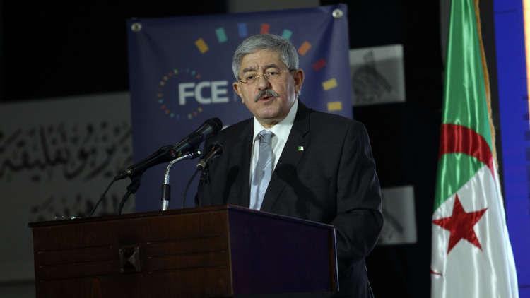 الوزير الأوّل الجزائري يستقبل مبعوثا خاصا لرئيسة الوزراء البريطانية