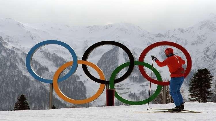 اللجنة الأولمبية الدولية تقرر إيقاف 4 رياضيين روس