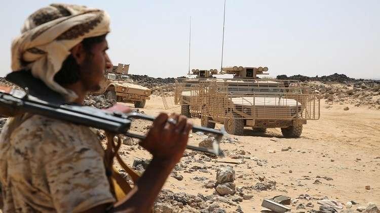 الجيش اليمني يسيطر على مواقع جديدة في نهم