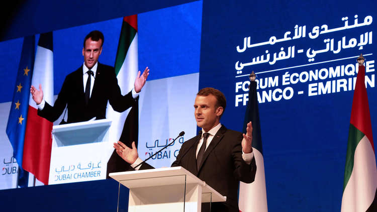 محمد بن سلمان يستقبل ماكرون مع تصاعد التوتر في لبنان واليمن