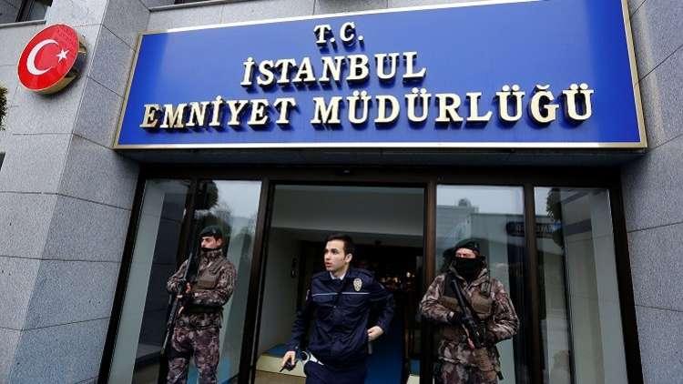 اعتقال 165 شخصا في تركيا للاشتباه بصلتهم بـ
