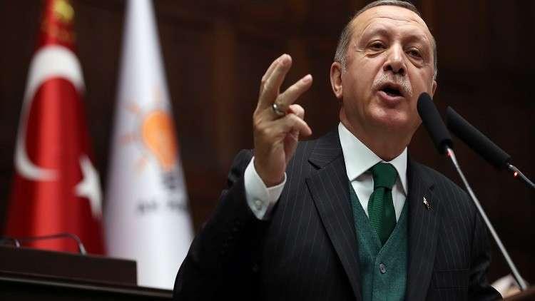 أردوغان ينتقد حصص المثليين في لجان الانتخابات