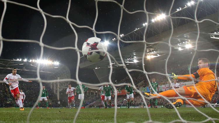 تصفيات المونديال.. سويسرا تقترب من التأهل بفوزها على إيرلندا الشمالية