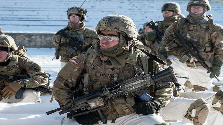 واشنطن ترغب بنشر 20 ألف جندي لحفظ السلام في دونباس