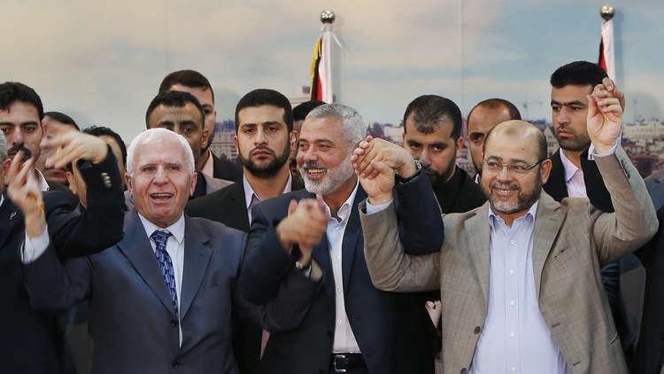 مصر تحشد الفصائل الفلسطينية في القاهرة