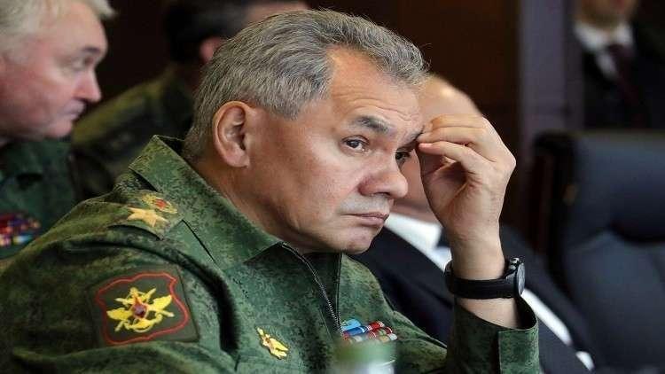 شويغو يهنئ الجيش السوري بتحرير البوكمال