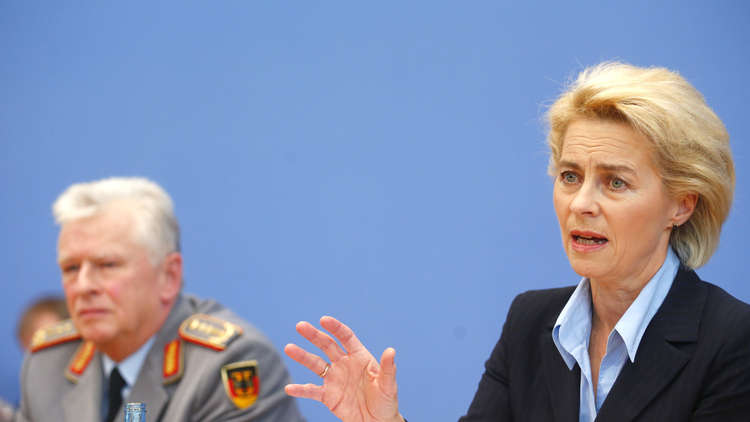 الجيش الألماني يتنبأ بتفكك أوروبا