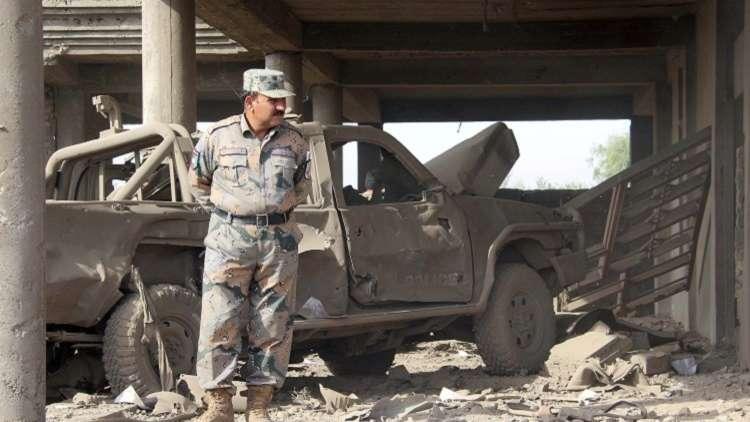 قتلى وجرحى بتفجير سيارة مفخخة في أفغانستان