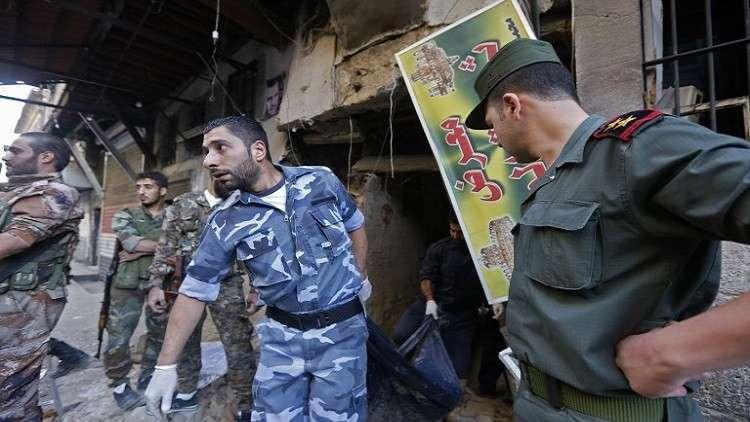 شويغو: ارتفاع ملحوظ في الهجمات الانتحارية بسوريا