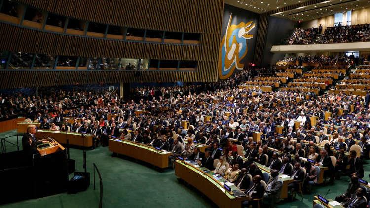 الكونغرس يتجه لقطع الدعم عن كل دولة تعارض أمريكا في الأمم المتحدة
