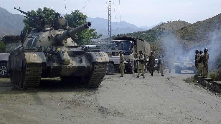 تعطل عشرات الدبابات الباكستانية بسبب زيوت أوكرانية رديئة!