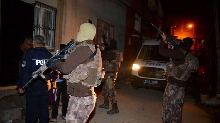 تركيا.. إيقاف 82 أجنبيا حاولوا العبور إلى سوريا