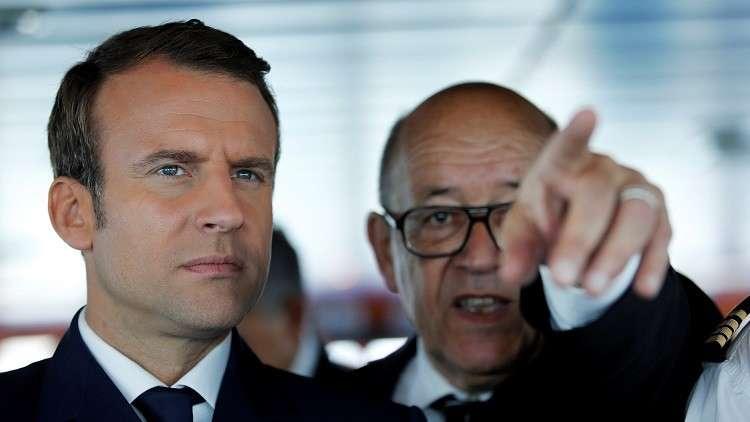 لودريان: مقاتلو داعش الفرنسيون في العراق سيحاكمون فيه