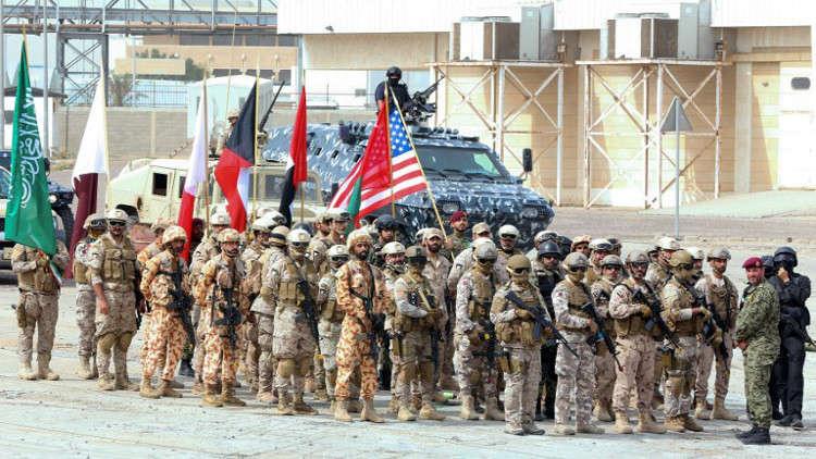 جنرال أمريكي يلوح بإلغاء أكبر مناورات الخليج العسكرية بسبب أزمة قطر