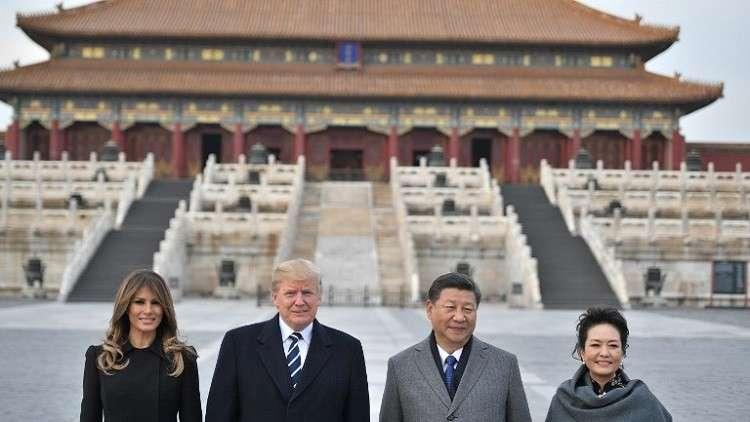 الحضارة المصرية تبرز في حديث بين زعيمي أمريكا والصين