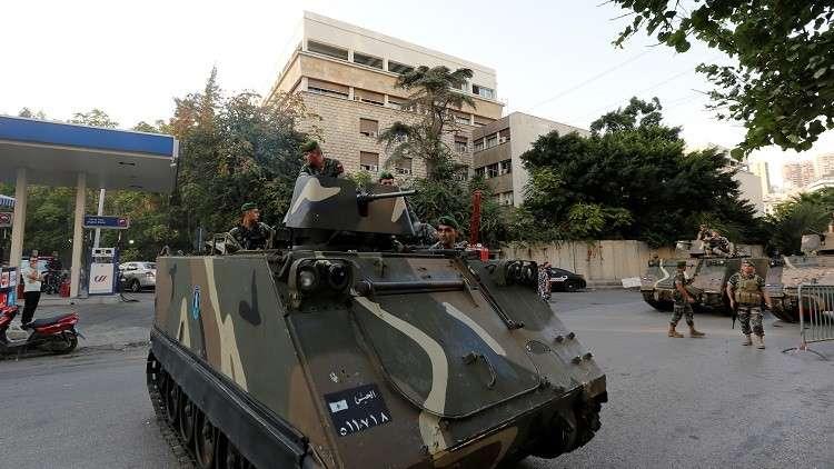 لبنان.. وفاة جندي بإطلاق نار على دورية أمنية قرب بعلبك