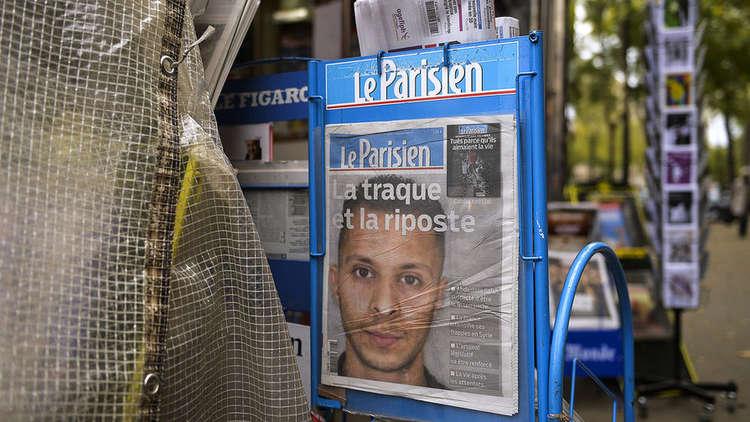 بلجيكا بصدد رفع دعوى قضائية على مدبر هجمات باريس